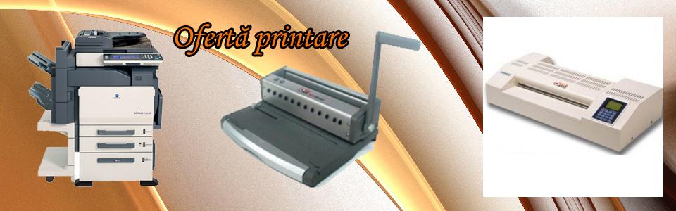 Copiere si printare